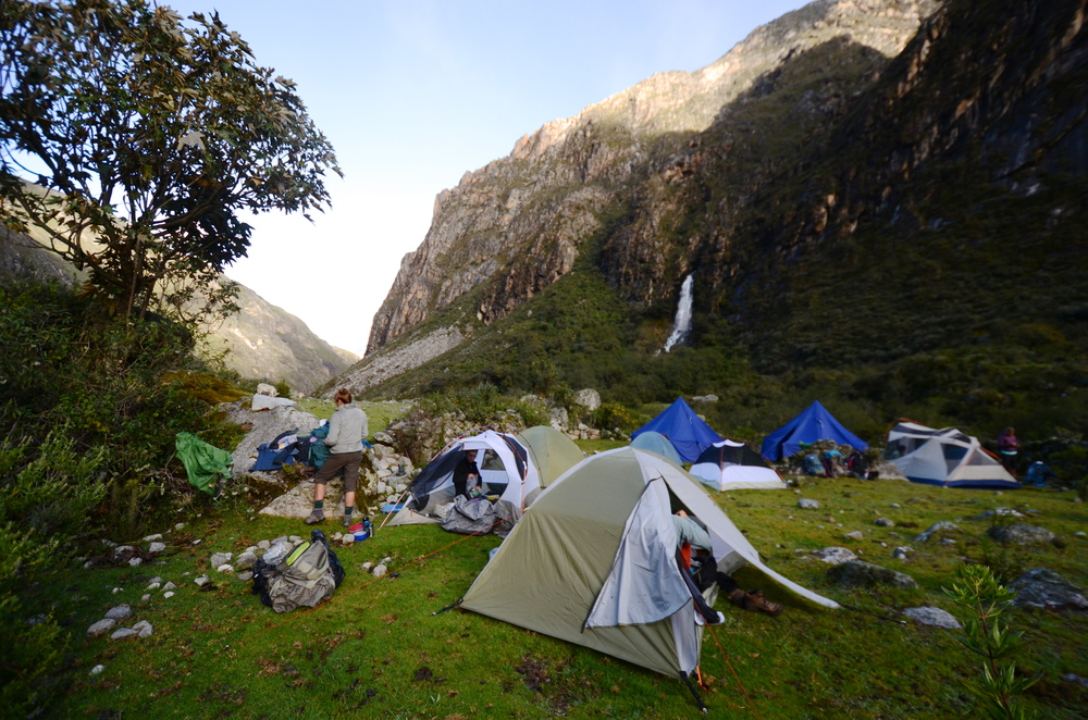 Trekking in South America is a highlight for most backpackers, but most national parks require a certain entrance/park fee that should be considered in a budget
