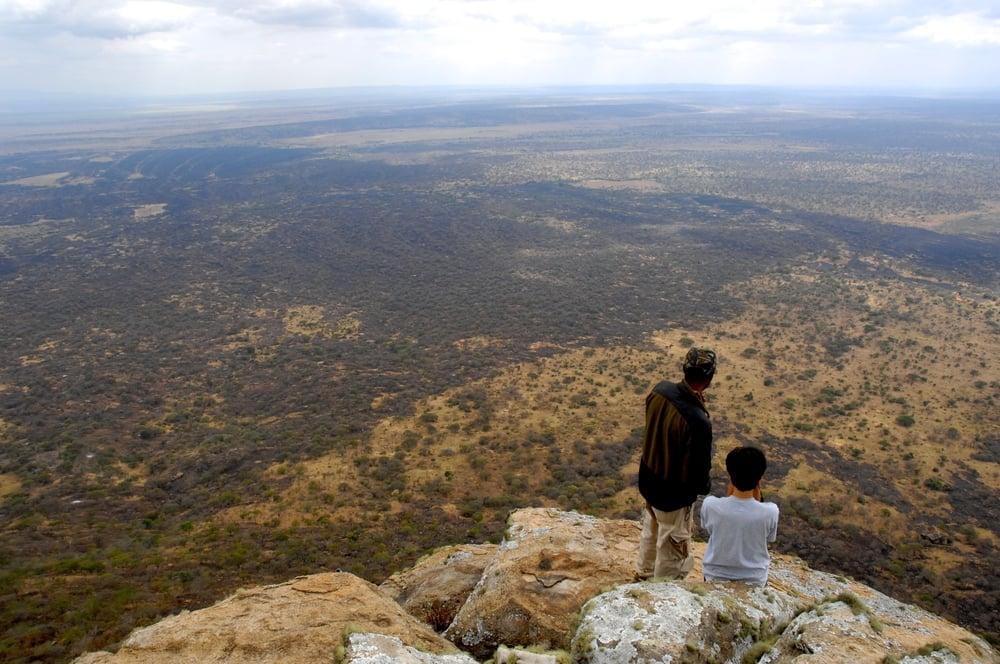 Oldono Sambu Mountain, Tanzania, 2010
