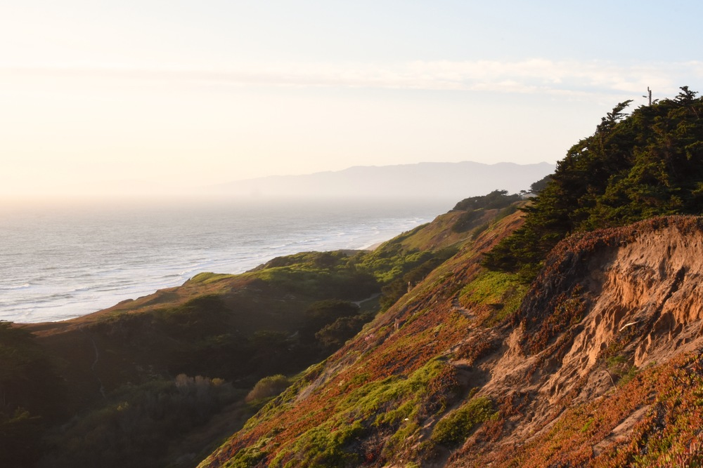 Fort Funston, San Francisco.