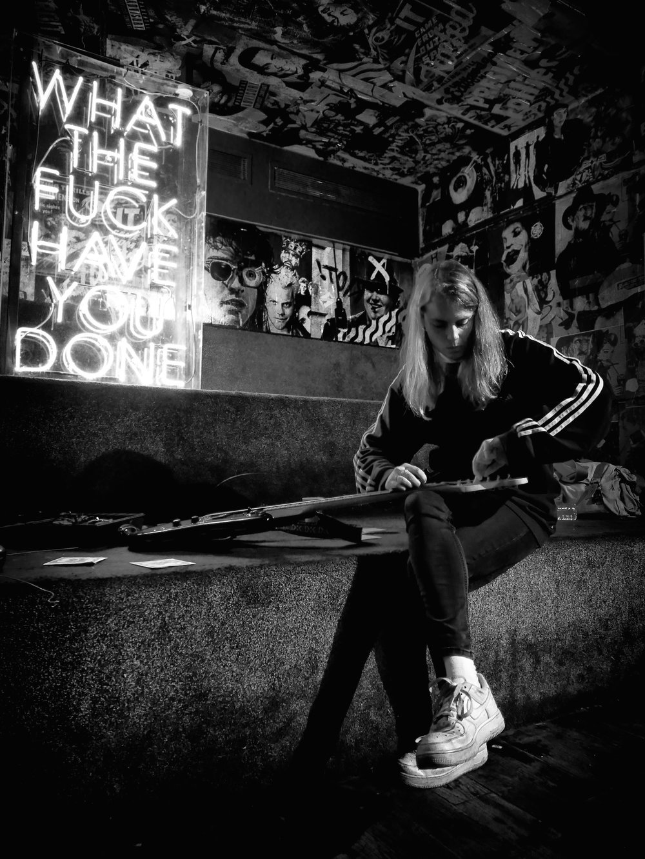 Marika Hackman, pre-show, Newcastle 2017