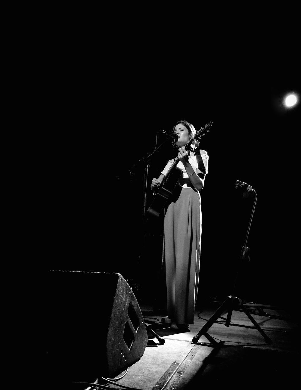 Nina Nesbitt, Edinburgh 2017