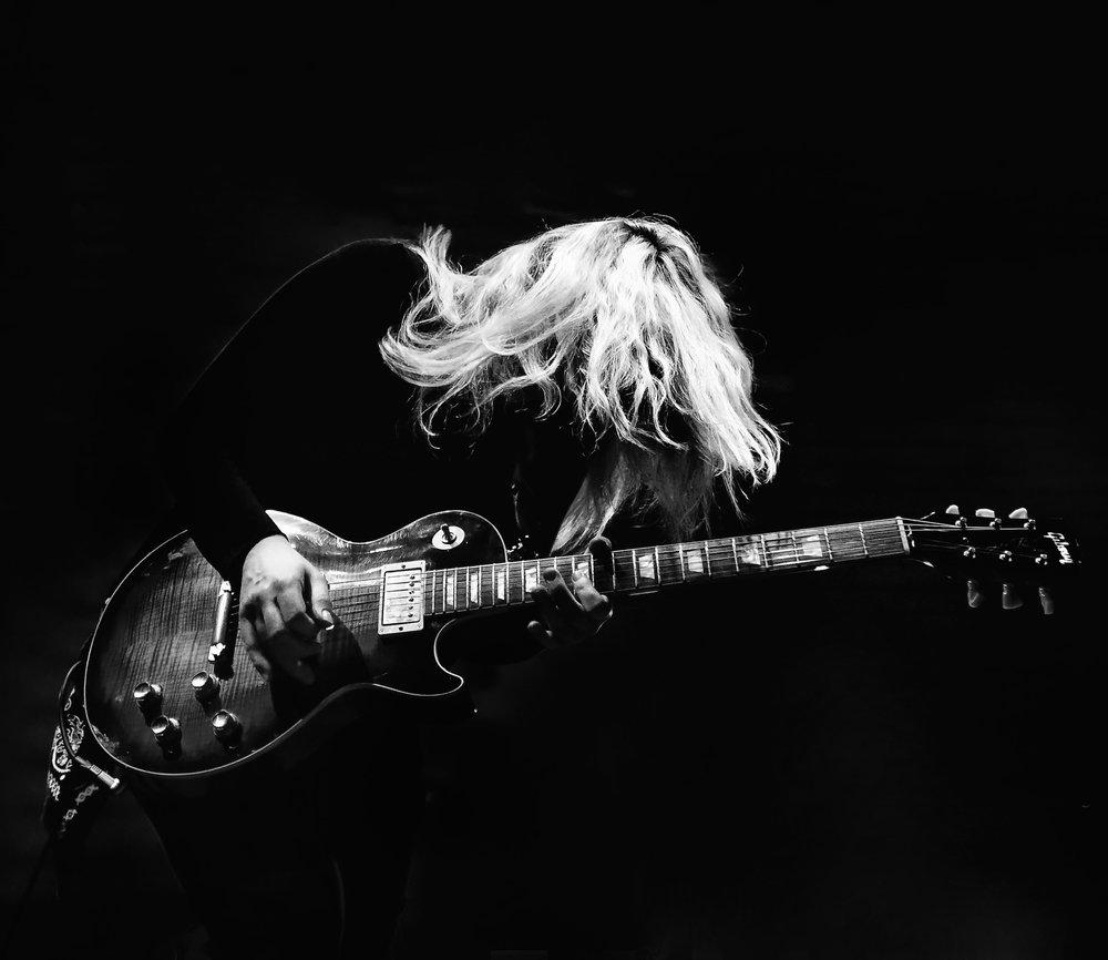 Joanne Shaw Taylor, Newcastle 2017