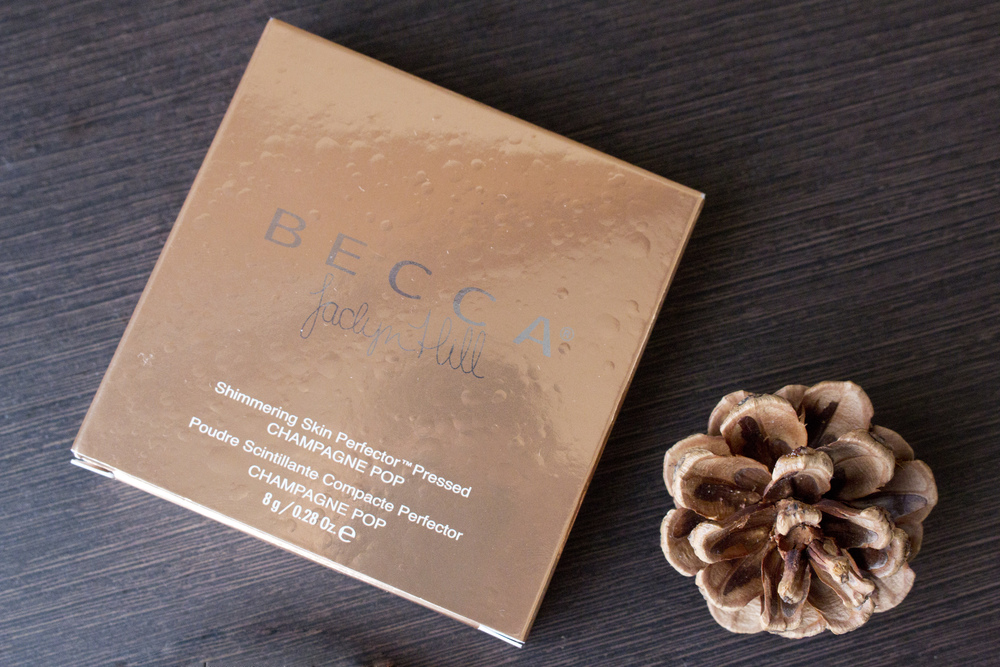 Упаковка Пудры-Перфектора от Бекка