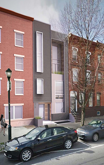 2538 W Girard Ave A, B, & C Brewerytown   SOLD