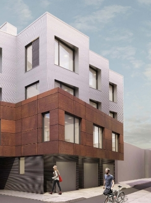 610, 612, & 614 N Galloway Street Northern Liberties  SOLD