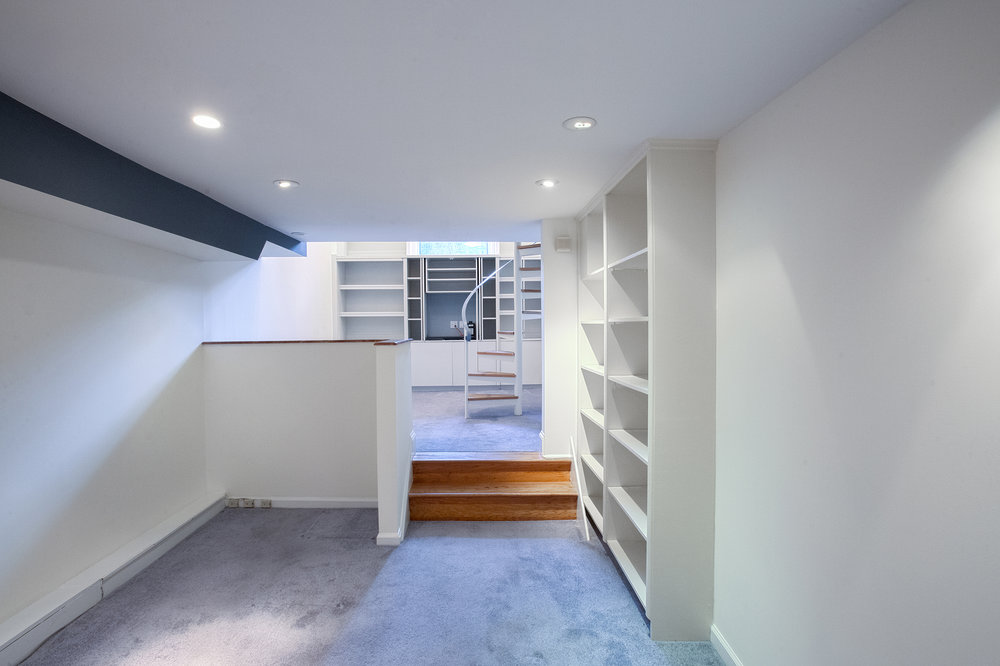 Unit 1 Basement/ Flexible Space
