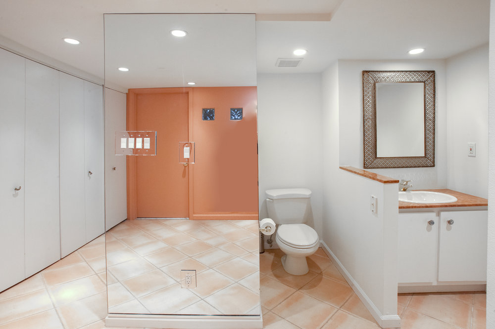 Unit 1 Basement Bathroom