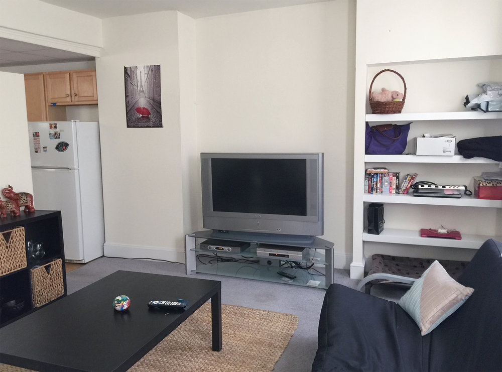 Unit 3 Living Room