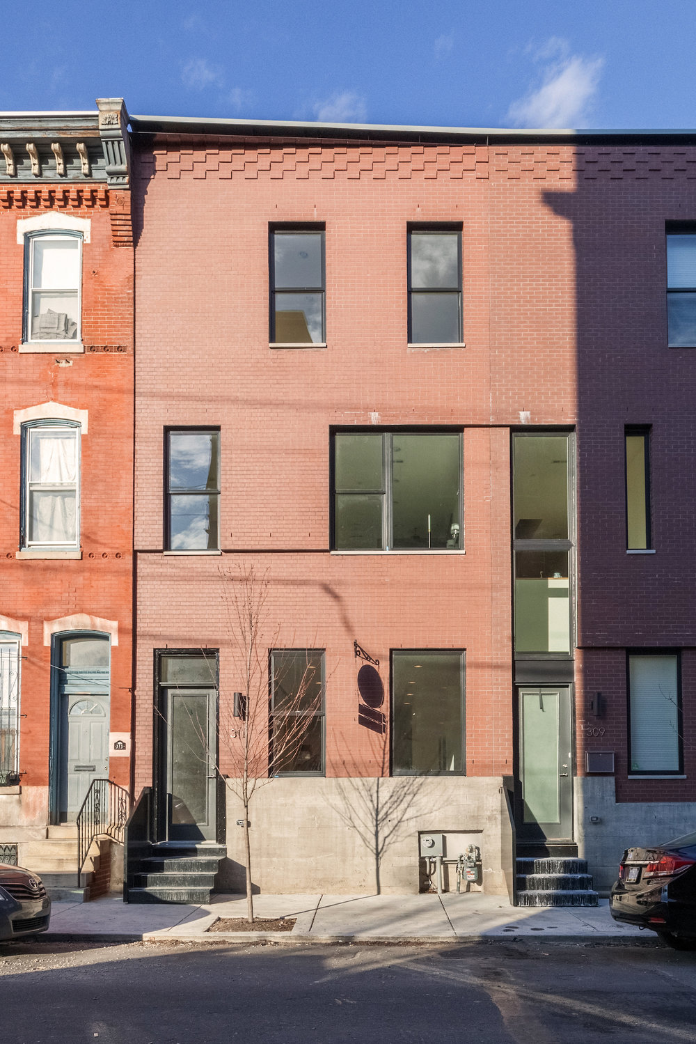 309 & 311 Green Street Northern Liberties  SOLD