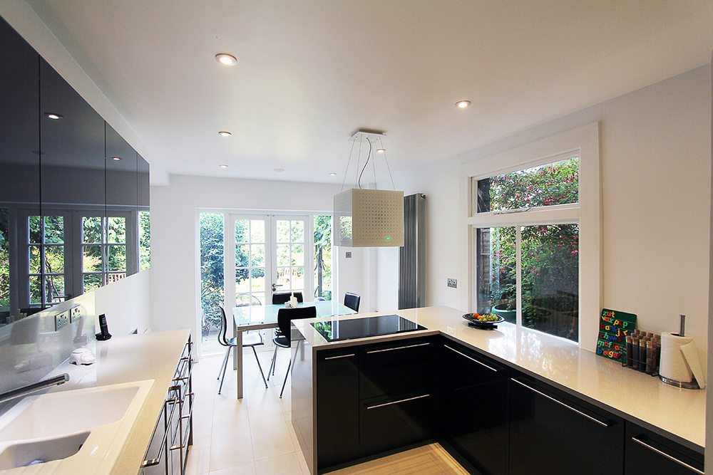 WEST DULWICH  KITCHEN REFURBISHMENT