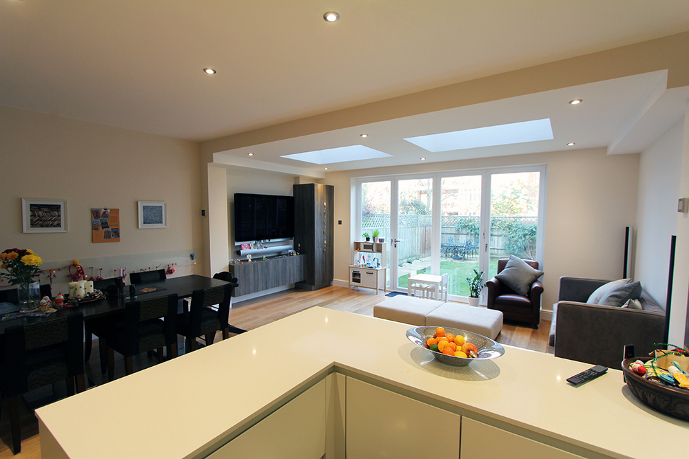 BARNES  SINGLE STOREY EXTENSION