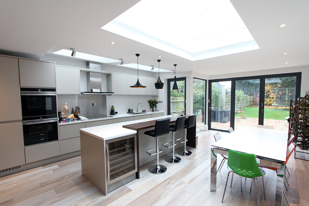 HAMPTON   SINGLE STOREY REAR   EXTENSION