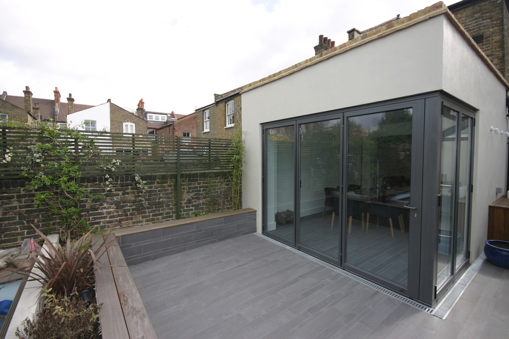 LADBROKE GROVE   REAR EXTENSION