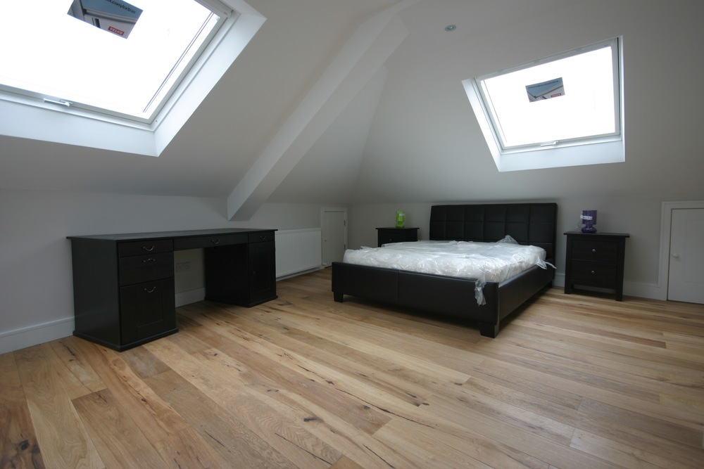 RAYNERS PARK   LOFT CONVERSION