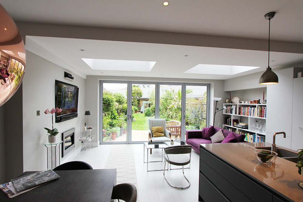 BARNES   SINGLE STOREY REAR   EXTENSION