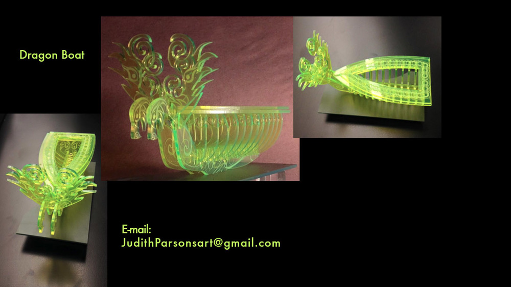"Laser Digital ""Dragon Boat"""