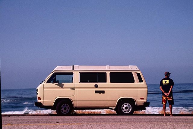 California dreaming on such a winters day // 📷: @scottgregerick #thatvanagain #portra400 #filmisnotdead