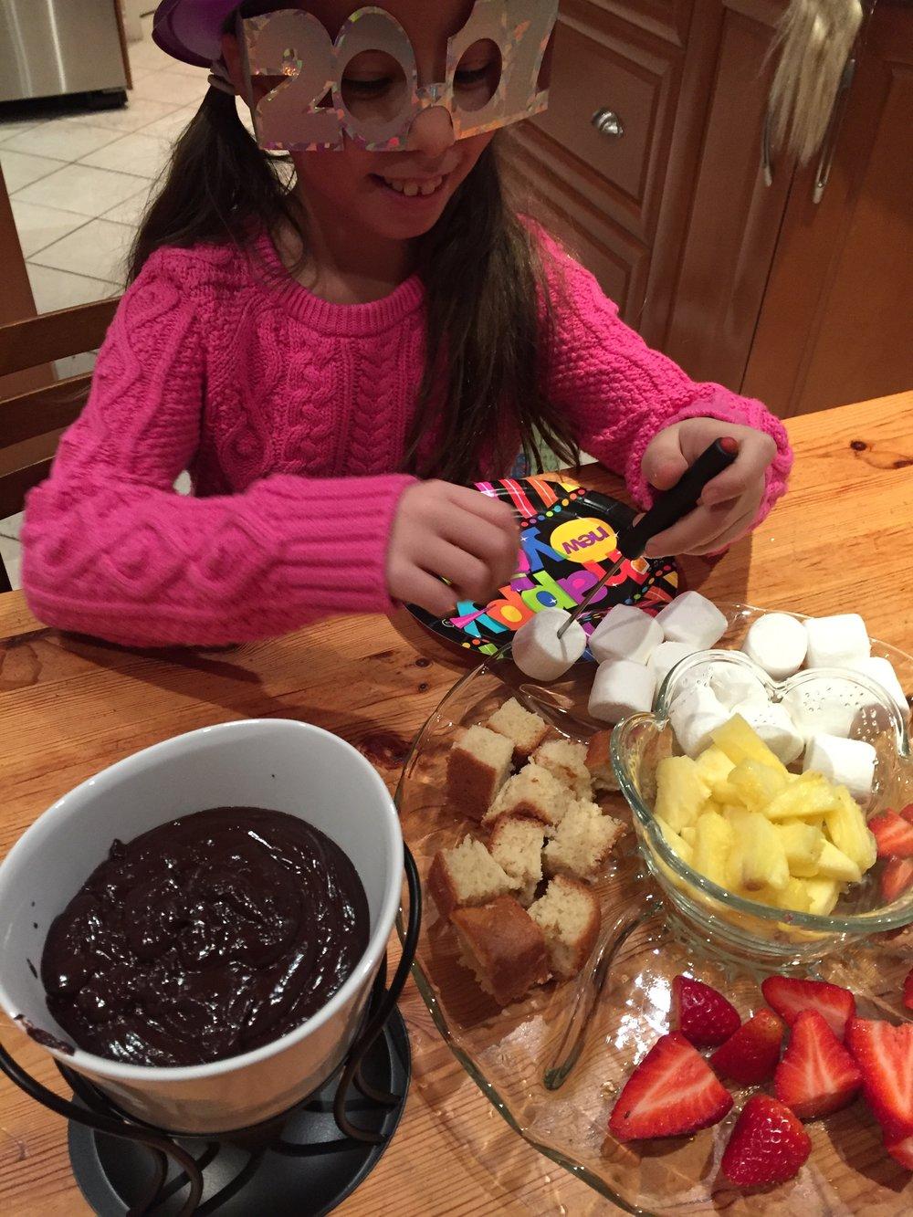 family-fondue