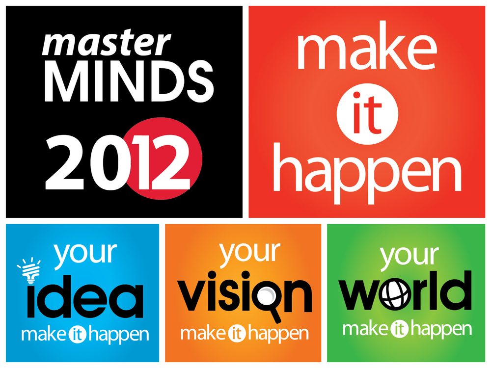 Campaign for Master Minds Guatemala 2012