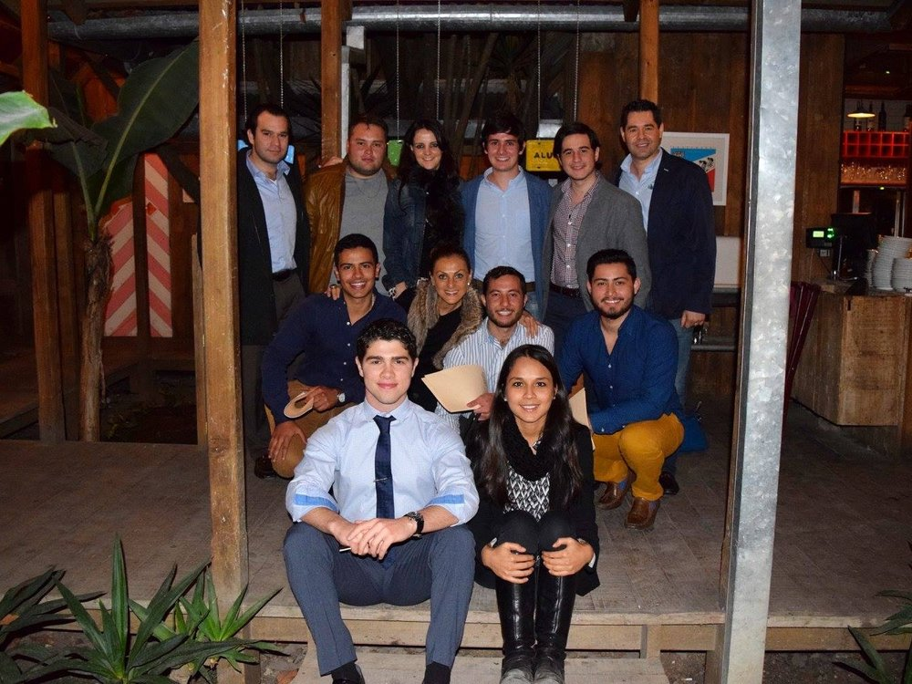 Guatemala Chapter Global Student Entrepreneur Awards 2016 - Entrepreneurs' Organization Global Competition