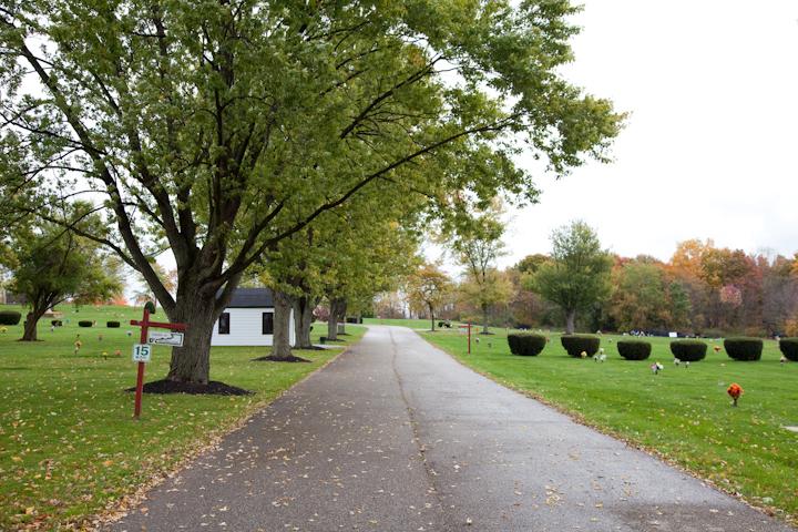 Evergreen Memorial Gardens — CMS East, Inc.