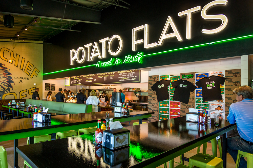 Potato Flats