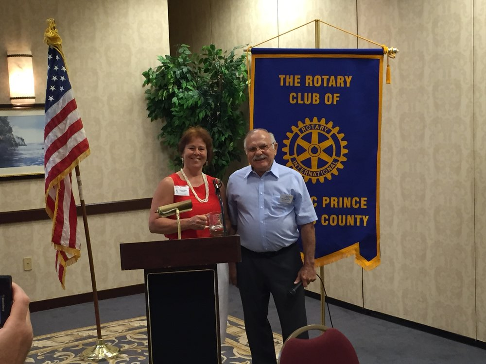 August 31, 2016 - Rotary Meeting.JPG