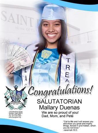 Mallary Duenas - Class of 2005