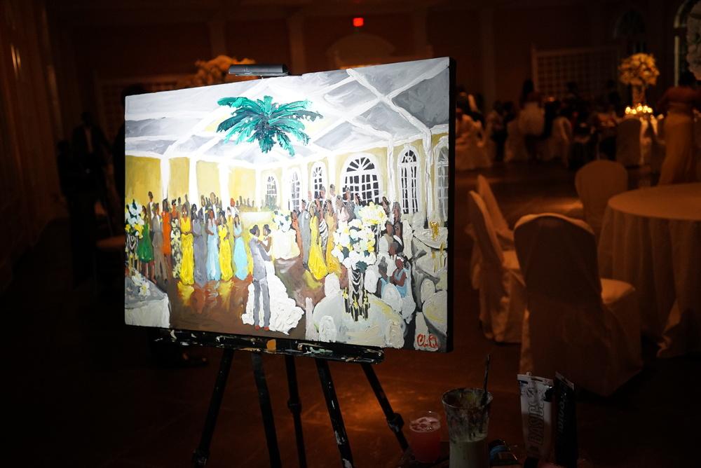 Luxury Wedding Gift Ideas: Art By Christopher Turner- Www.artbychristopherturner.com