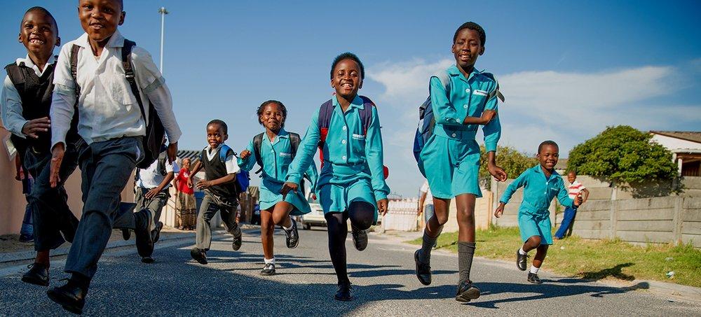 62 MILLION GIRLS - LET GIRLS LEARN