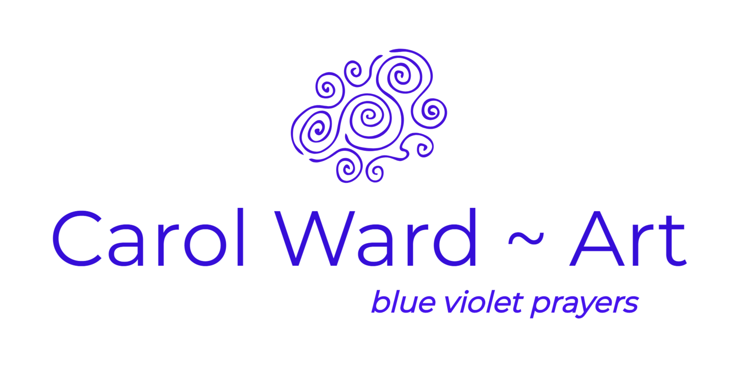 Carol Ward  / Blue Violet Prayers