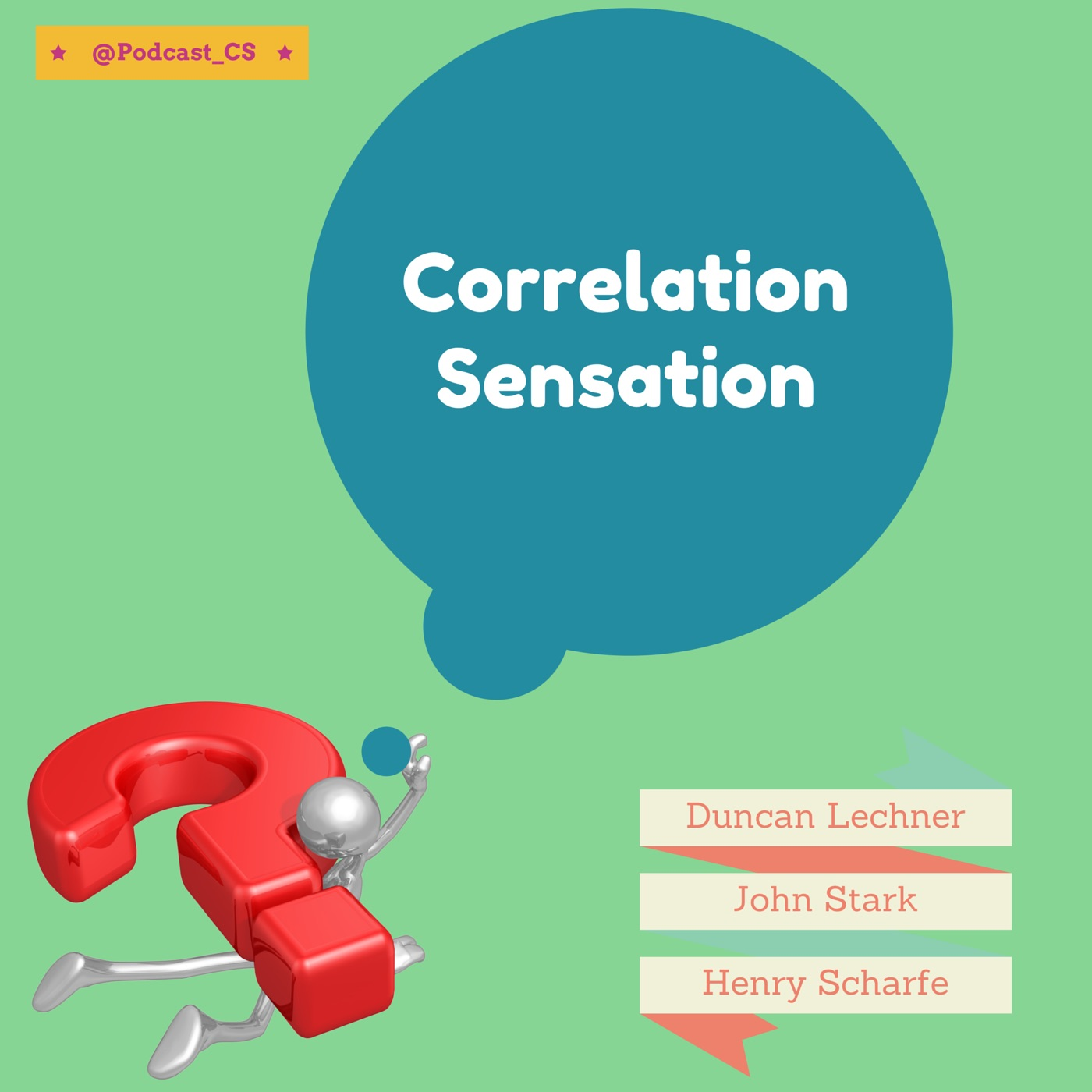 Podcast - Correlation Sensation