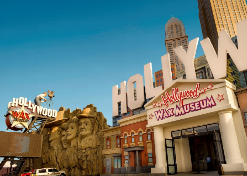 Hollywood Wax Musuem