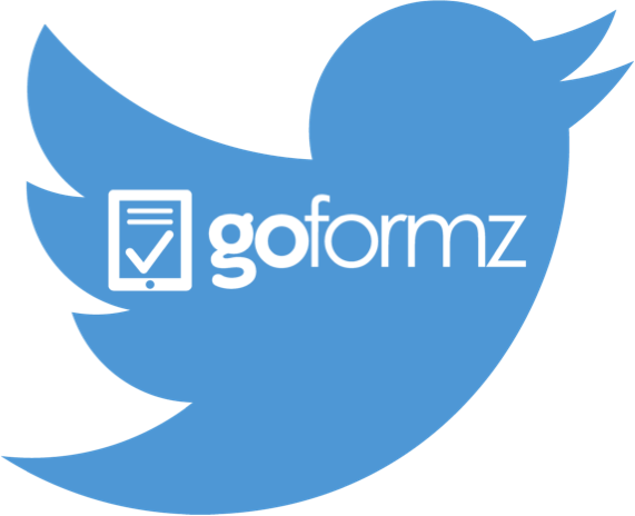 Follow us @goformz