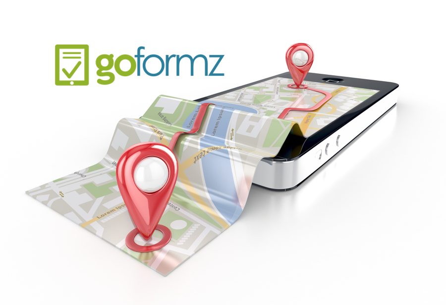 Use GoFormz to include GPS and Maps in your mobile forms