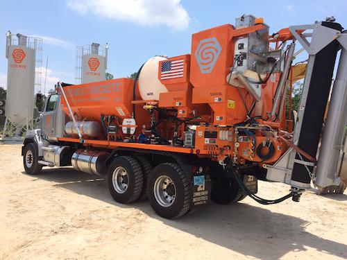 SiteMix Concrete Truck