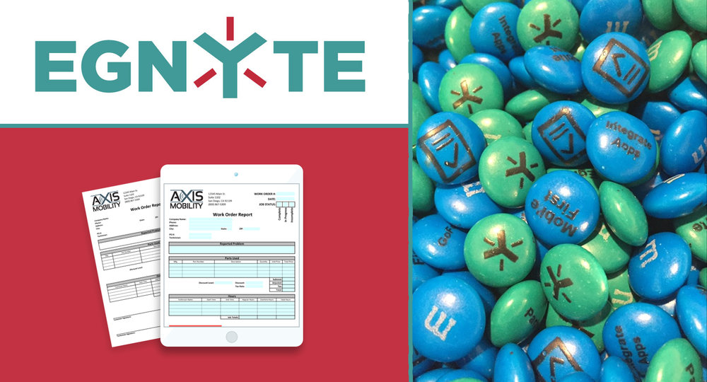Announcing the Egnyte and GoFormz integration.