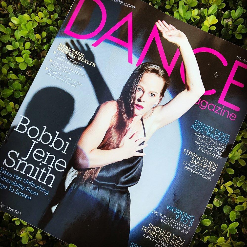 Dance Magazine , November 2018
