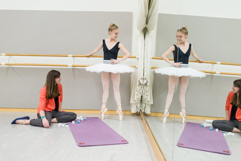 Principal Dancer Sasha De Sola of San Francisco Ballet. Photo: Jason Henry.