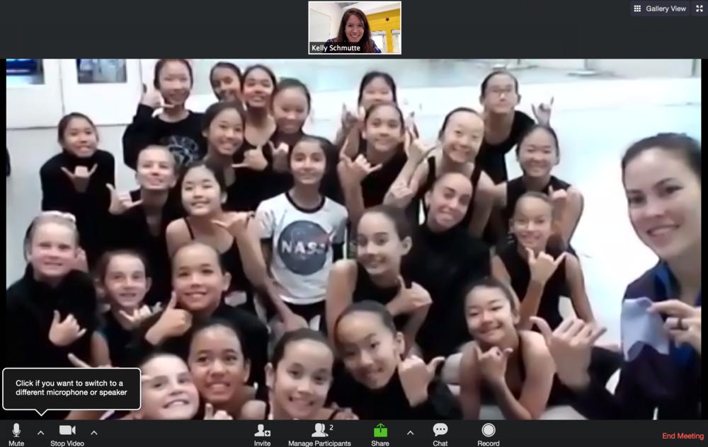 Ballet Hawaii Summer Intensive — Virtual Seminar.