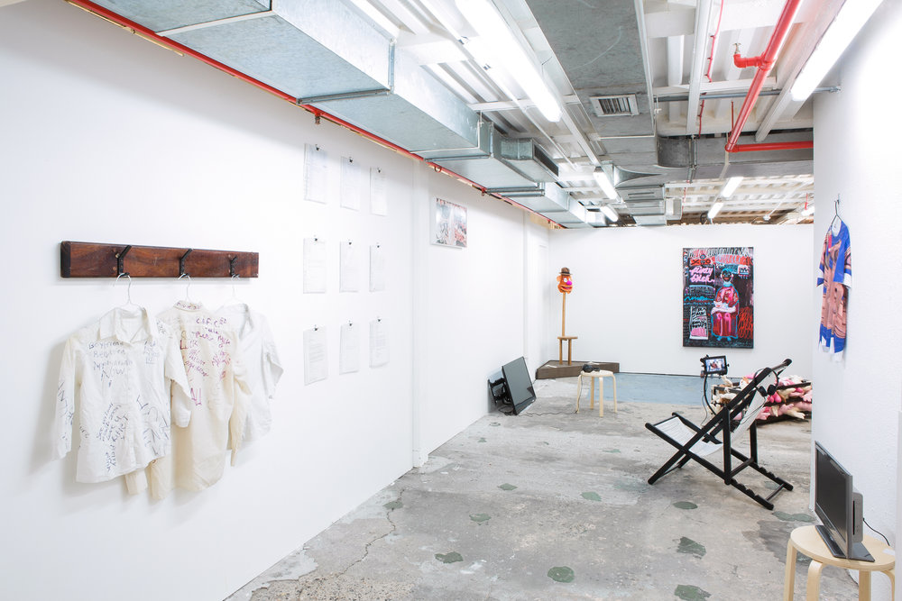 Mona  as part of Rejected at Bow Arts, 2017