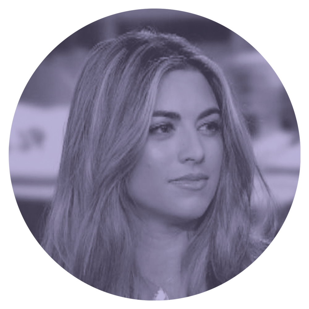 Melissa Tomkiel | Blade | President