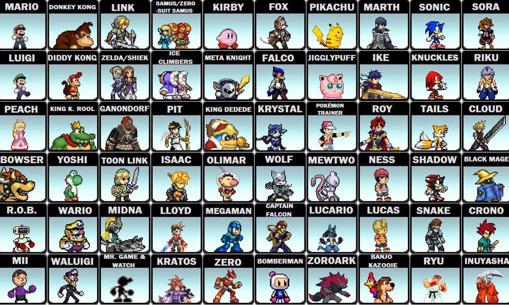 Super Smash Flash 3 Online Game