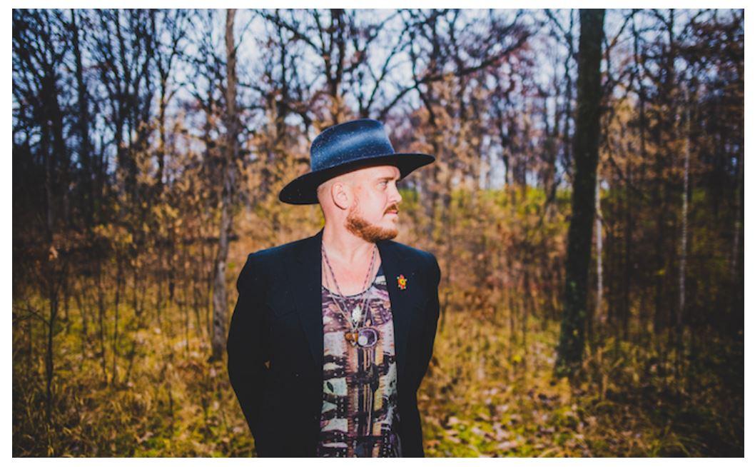 Folk Alley Premieres David Huckfelt's New Song
