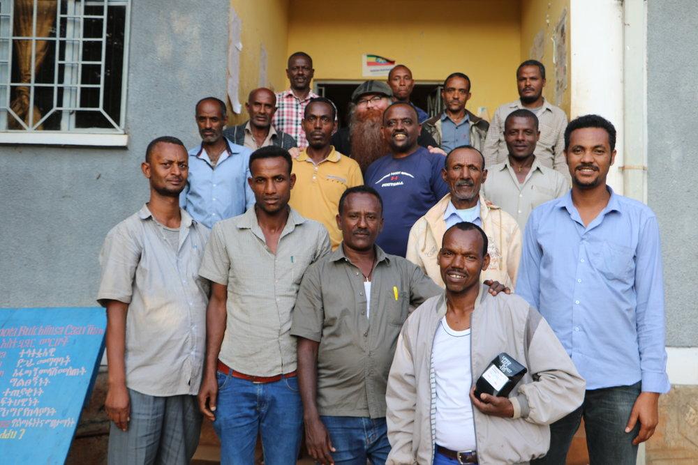 Tiret Cooperative members