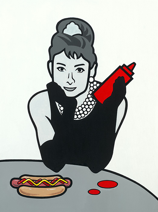 Lunch at Tiffanys