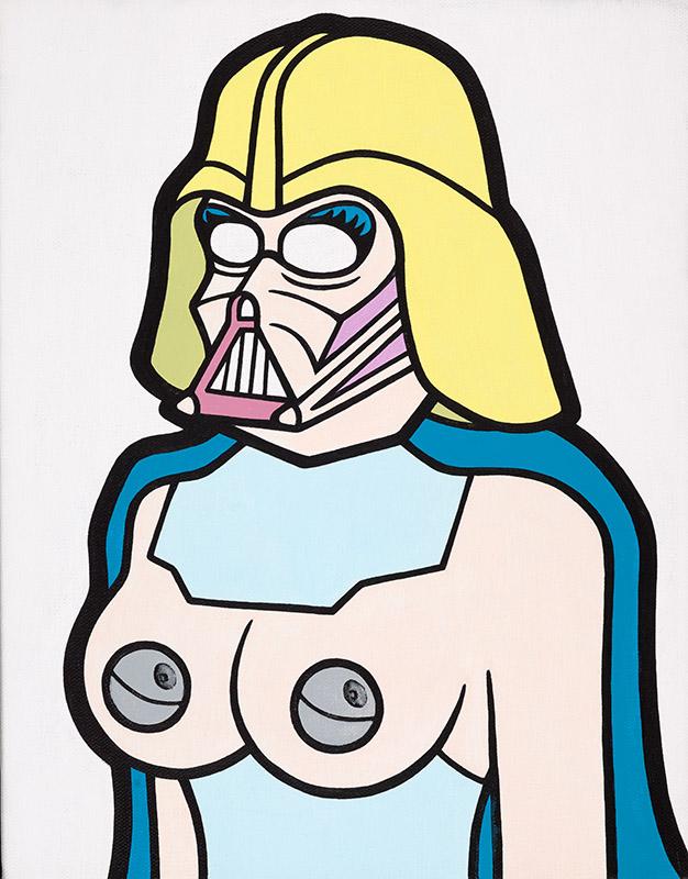Malibu Vader