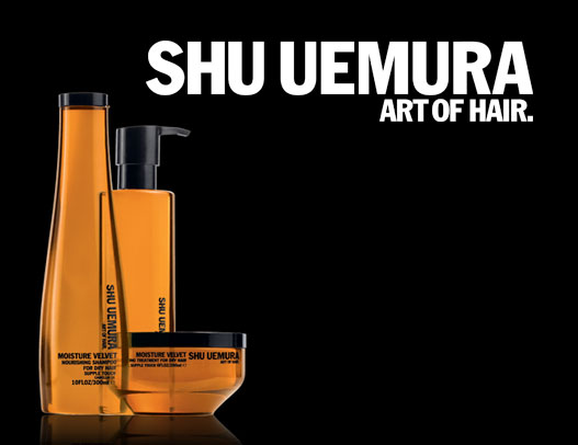 Shu Uemura at HAUS Salon