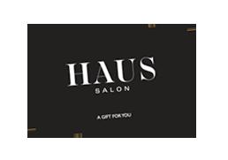 HAUS Salon gift card