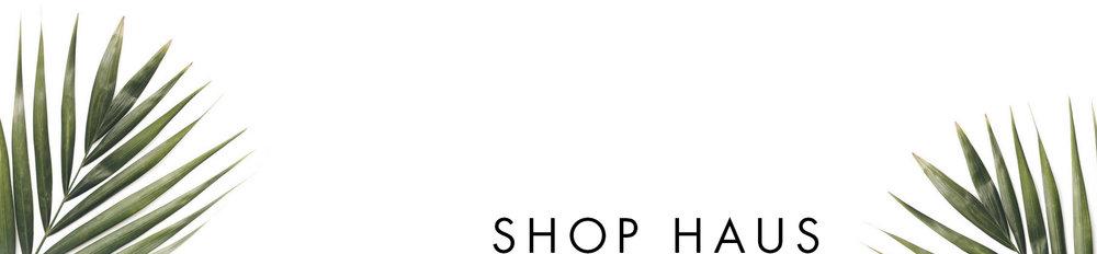 HAUS Salon Shop HAUS